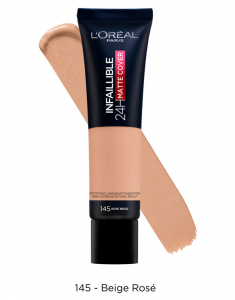 LOREAL PARIS Fond de Ten Infaillible 24H Matte Cover