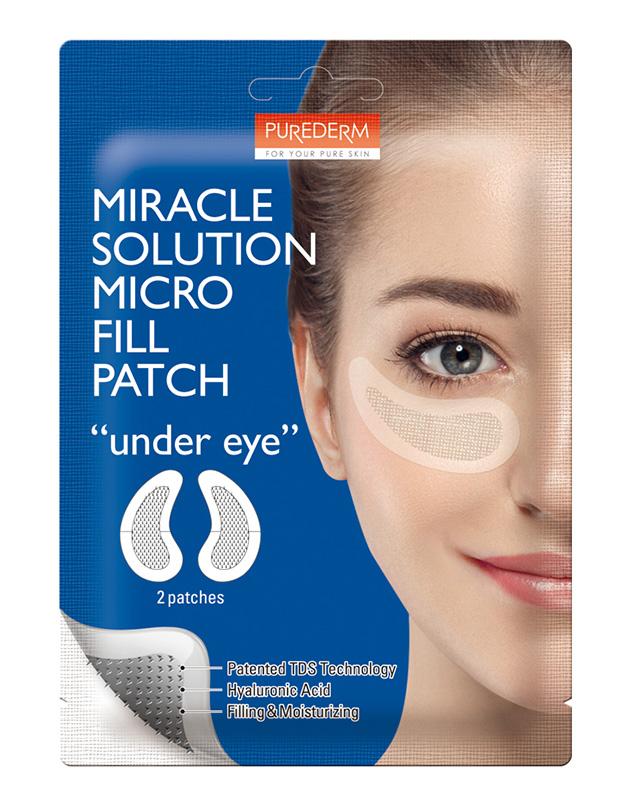 Plasturi pentru ochi cu aur, 2 bucati x 2 g, Petitfee : Farmacia Tei online